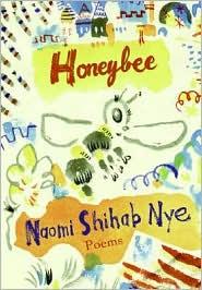 Honeybee by Naomi Shihab Nye: Book Cover