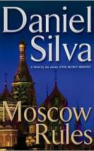 Moscow Rules by Daniel Silva: Book Cover