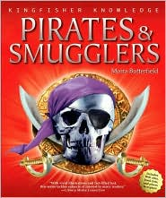 Pirates & Smugglers by Moira Butterfield: Book Cover