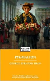 Pygmalion by George Bernard Shaw: Book Cover