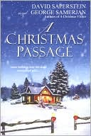 A Christmas Passage by David Saperstein: Book Cover