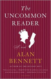 The Uncommon Reader by Alan Bennett: Book Cover
