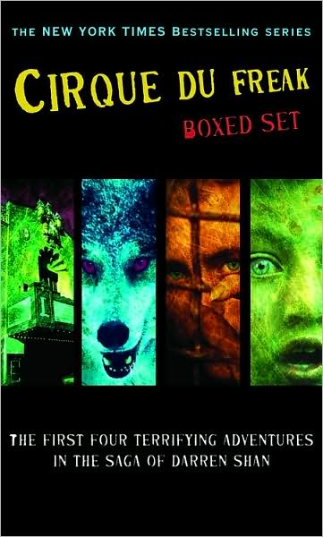 Cirque Du Freak series
