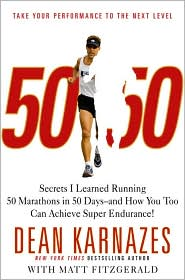 50/50 by Dean Karnazes: Book Cover
