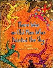 There Was an Old Man Who Painted the Sky by Teri Sloat: Book Cover