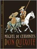 Don Quixote by Miguel de Cervantes Saavedra: Book Cover