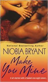 Make You Mine by Niobia Bryant: Book Cover
