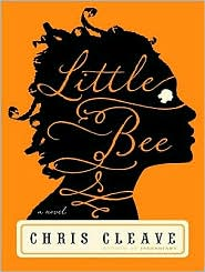 Little Bee by Chris Cleave: CD Audiobook Cover