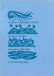 Child's Christmas in Wales by Dylan Thomas: Book Cover