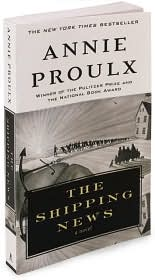 The Shipping News by Annie Proulx: Book Cover