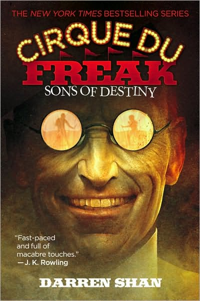 Cirque du Freak 12