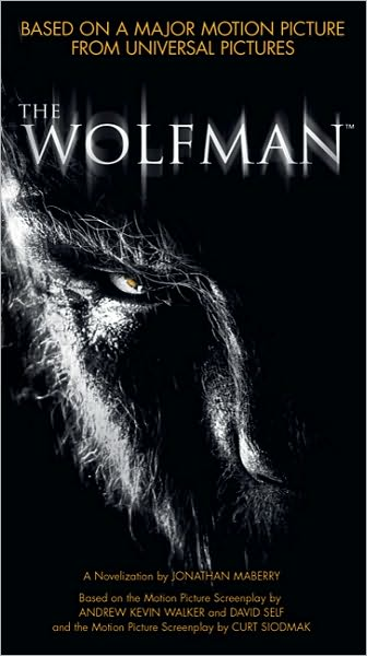 The Wolfman novelization