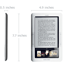 Barnes & Noble: Nook