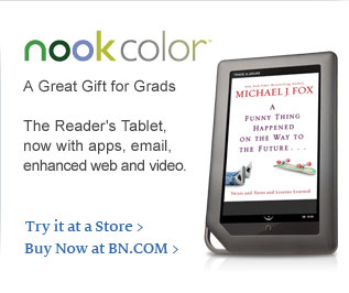 NOOK Color - A Great Gift for Grads. The Reader's Tablet, now with apps, email, enhanced web and video. Try it at a Store > Buy Now at BN.COM