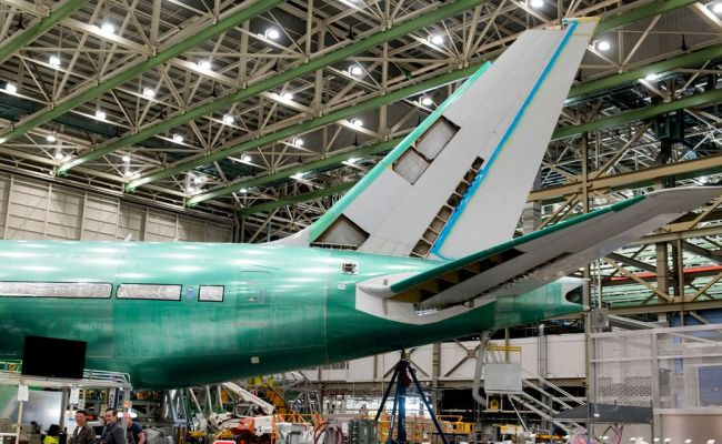Boeing Stock Is Soaring On Hopes For The U S Economy