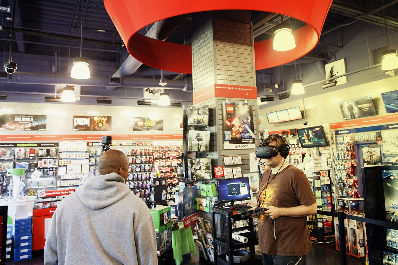 Gamestop Stock Is Falling Because The Sale Of A Unit Isn T