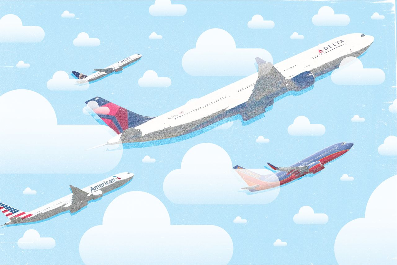 delta air lines stock