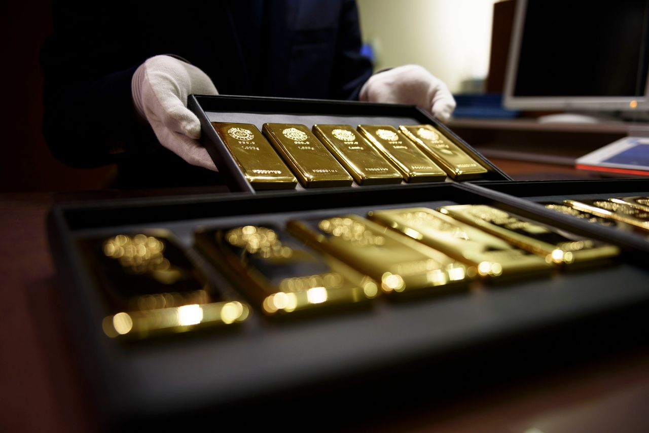 barrick gold stock will
