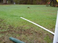 The LawnScape Discharge Line Outlet System