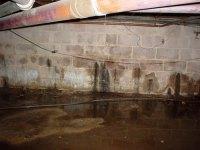 Repairing Leaking Basement Walls
