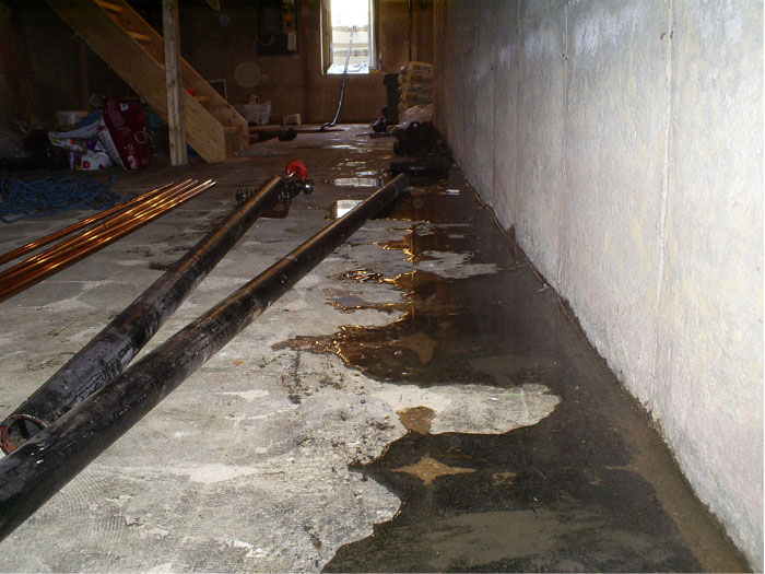 Image Result For How To Fix A Leaky Ba T Wall From The Inside