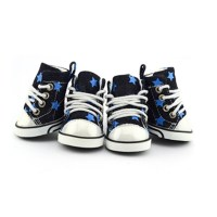 Converse Dog Shoes by Parisian Pet