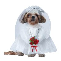 Puppy Love Dog Costume - Bride | BaxterBoo