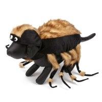 Fuzzy Tarantula Halloween Dog Costume with Same Day