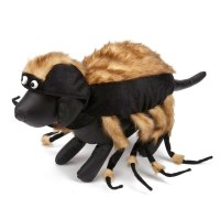 Fuzzy Tarantula Halloween Dog Costume with Same Day ...