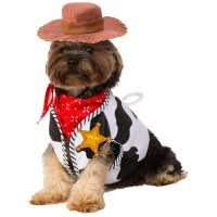 Toy Story Woody Dog Costume Accessories by Ru...   BaxterBoo
