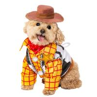 Toy Story Woody Dog Costume by Rubies   BaxterBoo