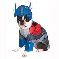 Transformers Deluxe Optimus Prime Halloween D...   BaxterBoo
