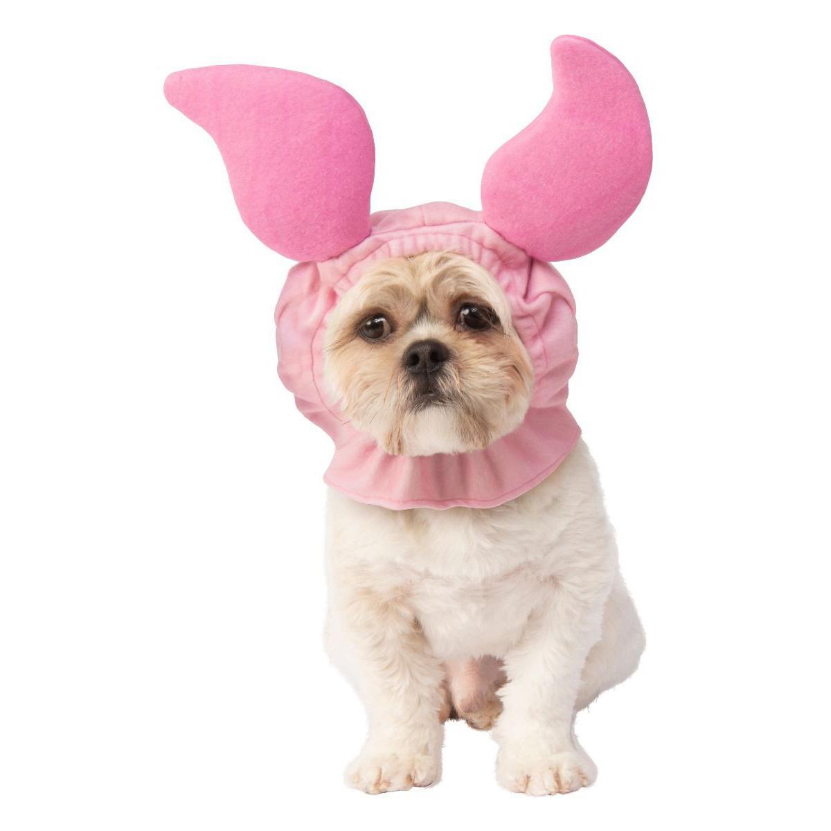 Winnie The Pooh Piglet Headpiece Dog Costume