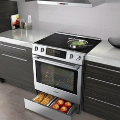 Bosch Kitchen Tall Pantry Appliances Dishwashers Washers Dryer Best Buy Canada Love A Sleek Built In Look But Only Have Room For Range