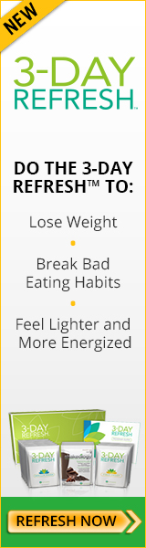 3 DAY REFRESH LOSE WEIGHT AND FEEL GREAT!