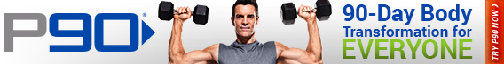 P90 90-Day Body Transformation for Everyone