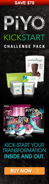 PiYo and 3 Day Refresh Kickstarter