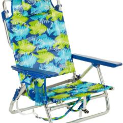 Chair Design Brands Personalized Directors Rio 5 Position Fish Print Backpack Beach Bealls Florida Close