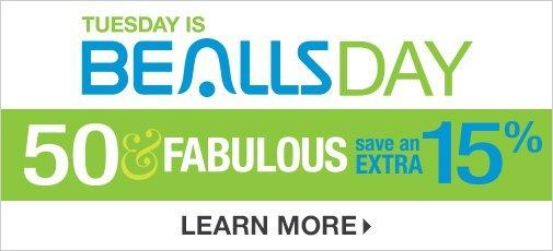 bealls florida coupons in