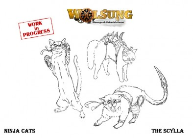 More Fantastical Inventions For The Wolsung Kickstarter