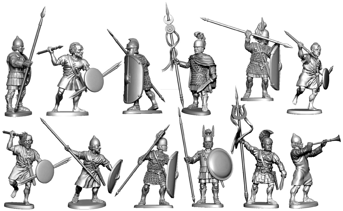 More Planes, Soldiers & Black Powder Coming From Victrix