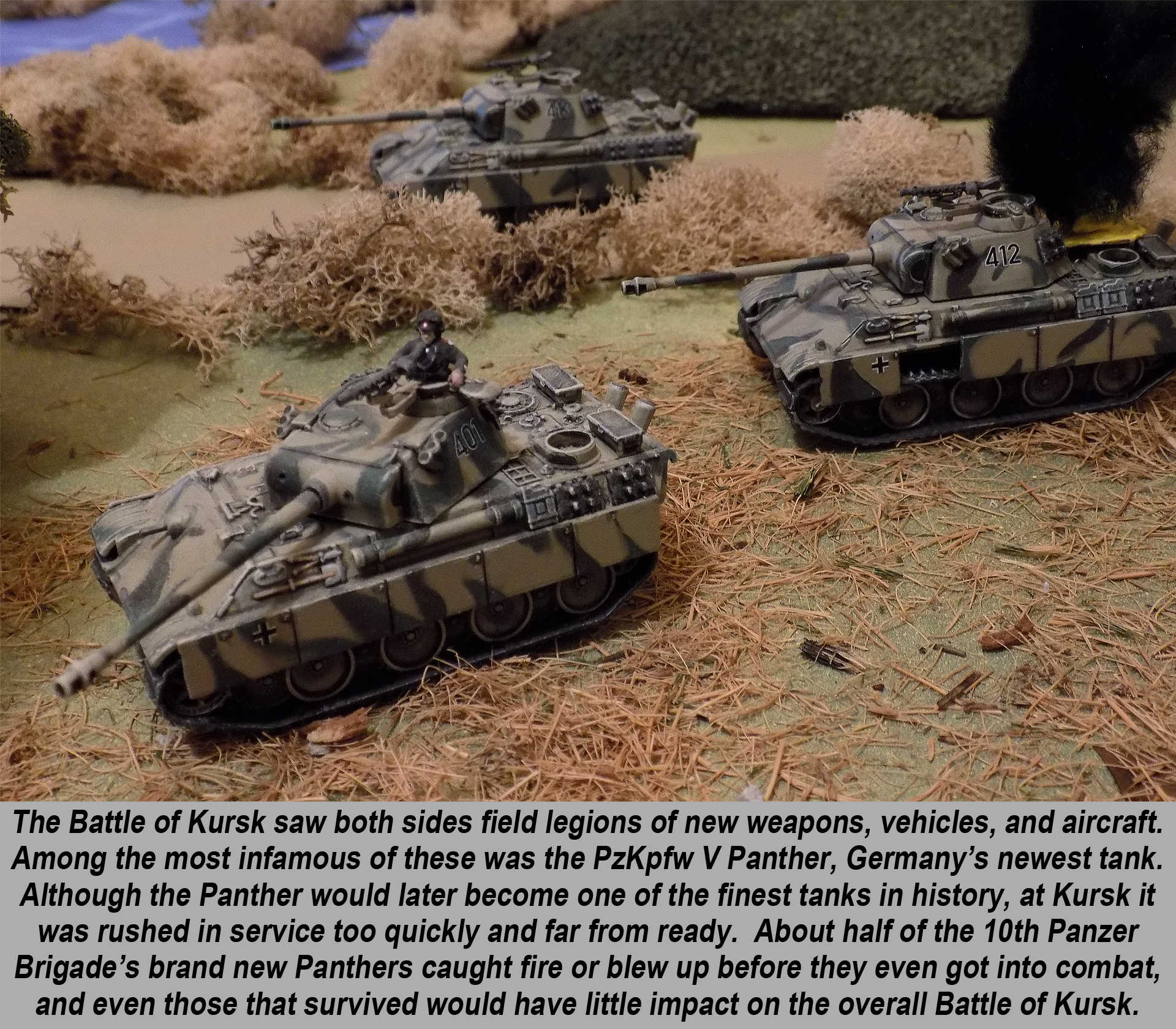The Battle Of Kursk: 75th Anniversary // Part One: Games & Background – OnTableTop – Home of Beasts of War
