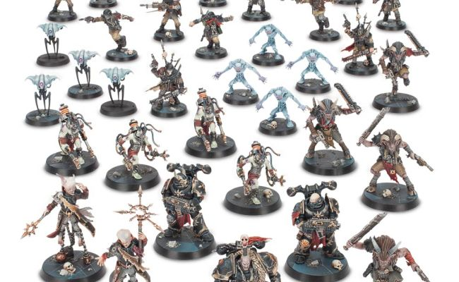 Search For Secrets As Full Blackstone Fortress Details