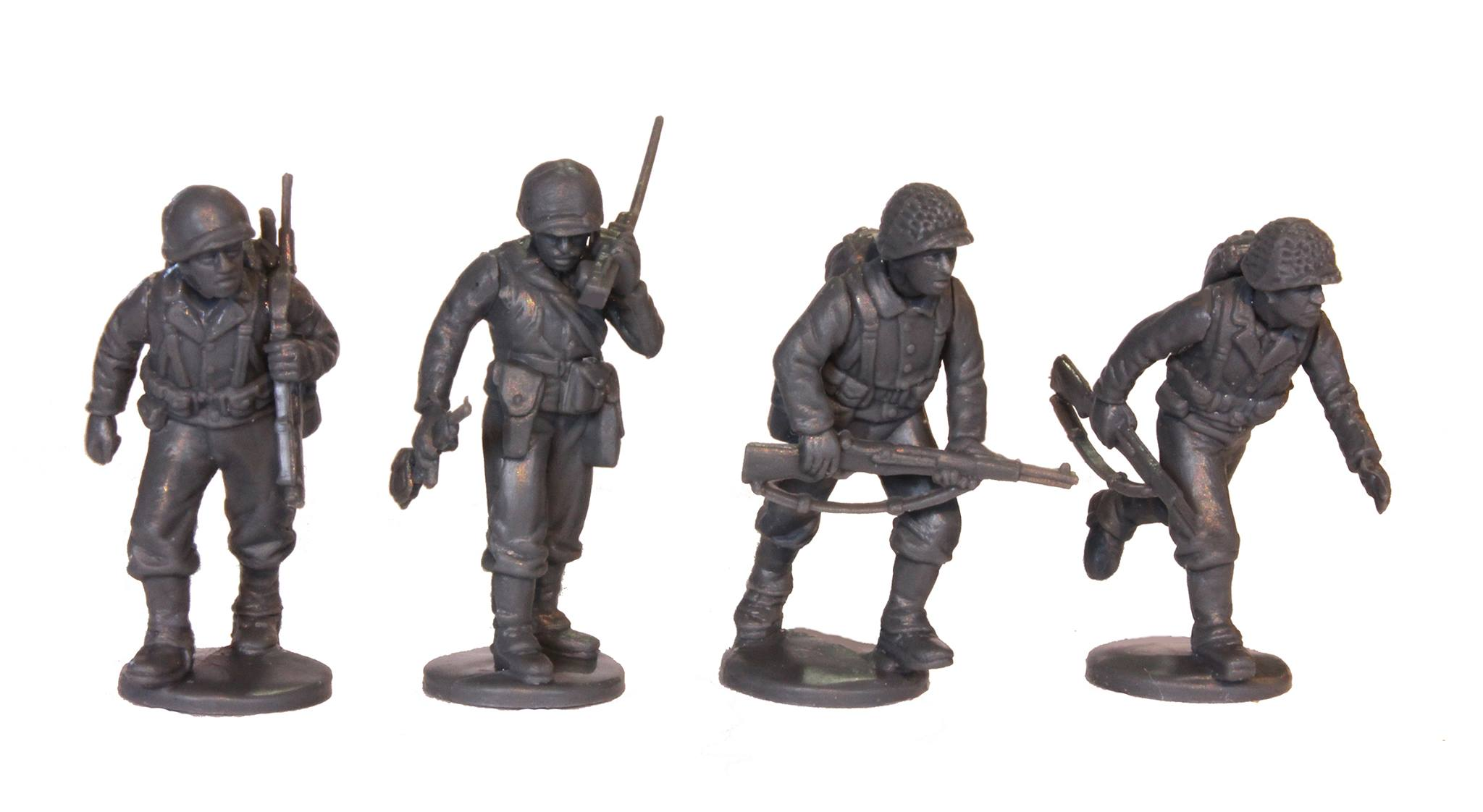 New Perry World War Ii Us Infantry Coming To Salute