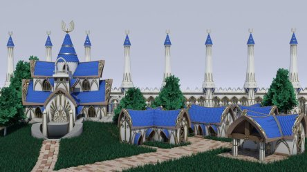 Explore The Elven City Of Ethilia With New 3D Printable Terrain OnTableTop Home of Beasts of War
