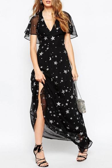 Image result for star print dress
