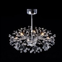 Wonderful and Exquisite Clear Crystal Small Globes Burst ...