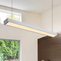 Linear Pendant Lighting | Lighting Ideas