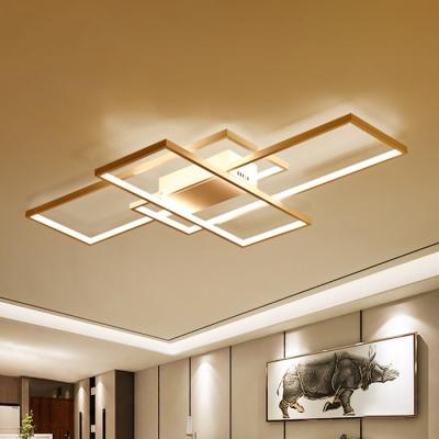 ceiling light fixtures for living room carpets rooms ideas minimalist bedroom led rectangular fixture 33 46 41 long 58w