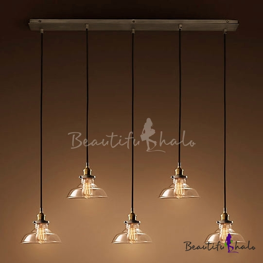 Bronze Mini Pendant Light
